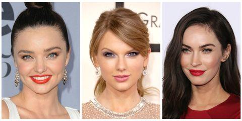 Face, Nose, Lip, Cheek, Eye, Hairstyle, Skin, Eyelash, Chin, Forehead,