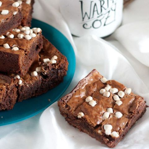 """<p>As if these don't sound good enough, the itty-bitty marshmallows get all toasty and crunchy when you cook them. Um, <em data-redactor-tag=""""em"""" data-verified=""""redactor"""">yum</em>. </p> <p><strong data-redactor-tag=""""strong"""" data-verified=""""redactor"""">Get the recipe at <a href=""""http://goodiegodmother.com/caramel-hot-chocolate-brownies/#_a5y_p=4665337"""" target=""""_blank"""" data-tracking-id=""""recirc-text-link"""">Goodie Godmother</a>.</strong></p> <p><strong data-verified=""""redactor"""" data-redactor-tag=""""strong"""">RELATED: <a href=""""http://www.redbookmag.com/food-recipes/a46613/red-wine-hot-chocolate/"""" target=""""_blank"""" data-tracking-id=""""recirc-text-link"""">Red Wine Hot Chocolate Is Here to Cure All Your Winter Blues</a><a href=""""http://www.redbookmag.com/food-recipes/a46613/red-wine-hot-chocolate/""""></a></strong></p>"""