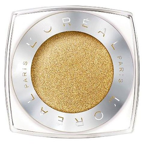 "<p>($7.95; <a href=""http://www.lorealparisusa.com/products/makeup/eye/eye-shadow/infallible-24-hr-eye-shadow.aspx?shade=Eternal-Sunshine"" target=""_blank"" data-tracking-id=""recirc-text-link"">lorealparisusa.com</a>)</p>"