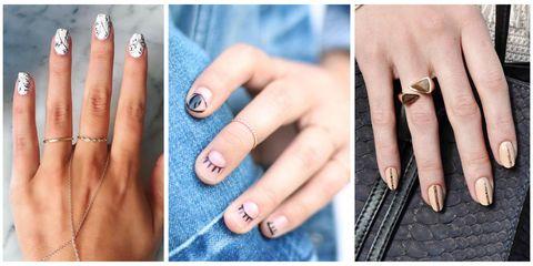Blue, Finger, Skin, Nail, Hand, Photograph, Jewellery, Denim, Fashion accessory, Style,