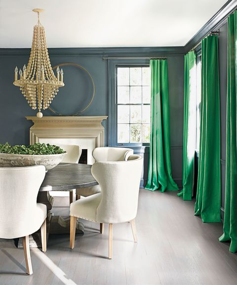 Green, Floor, Interior design, Room, Flooring, Property, Furniture, Chandelier, Wall, Interior design,