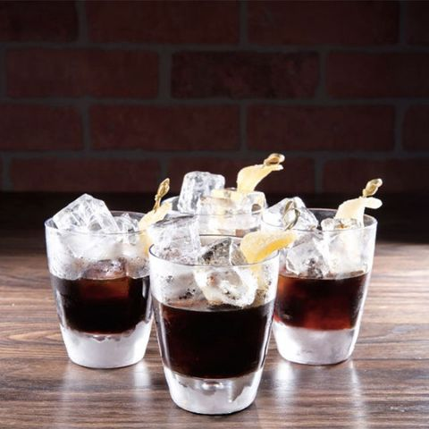 <p>Skip your espresso and throw back this cold brew-based shot instead.</p>