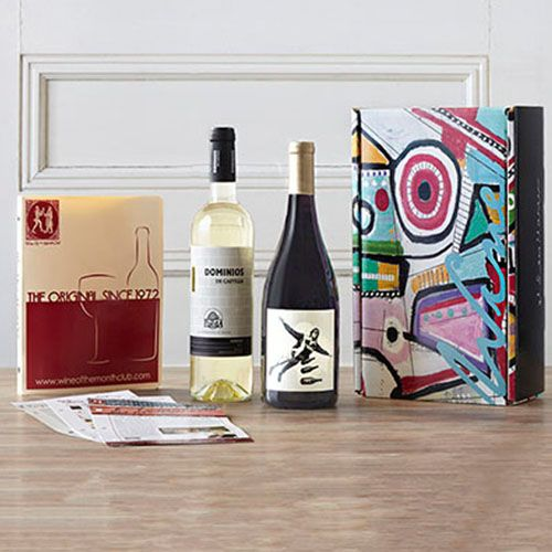 wine of the month club subscription box