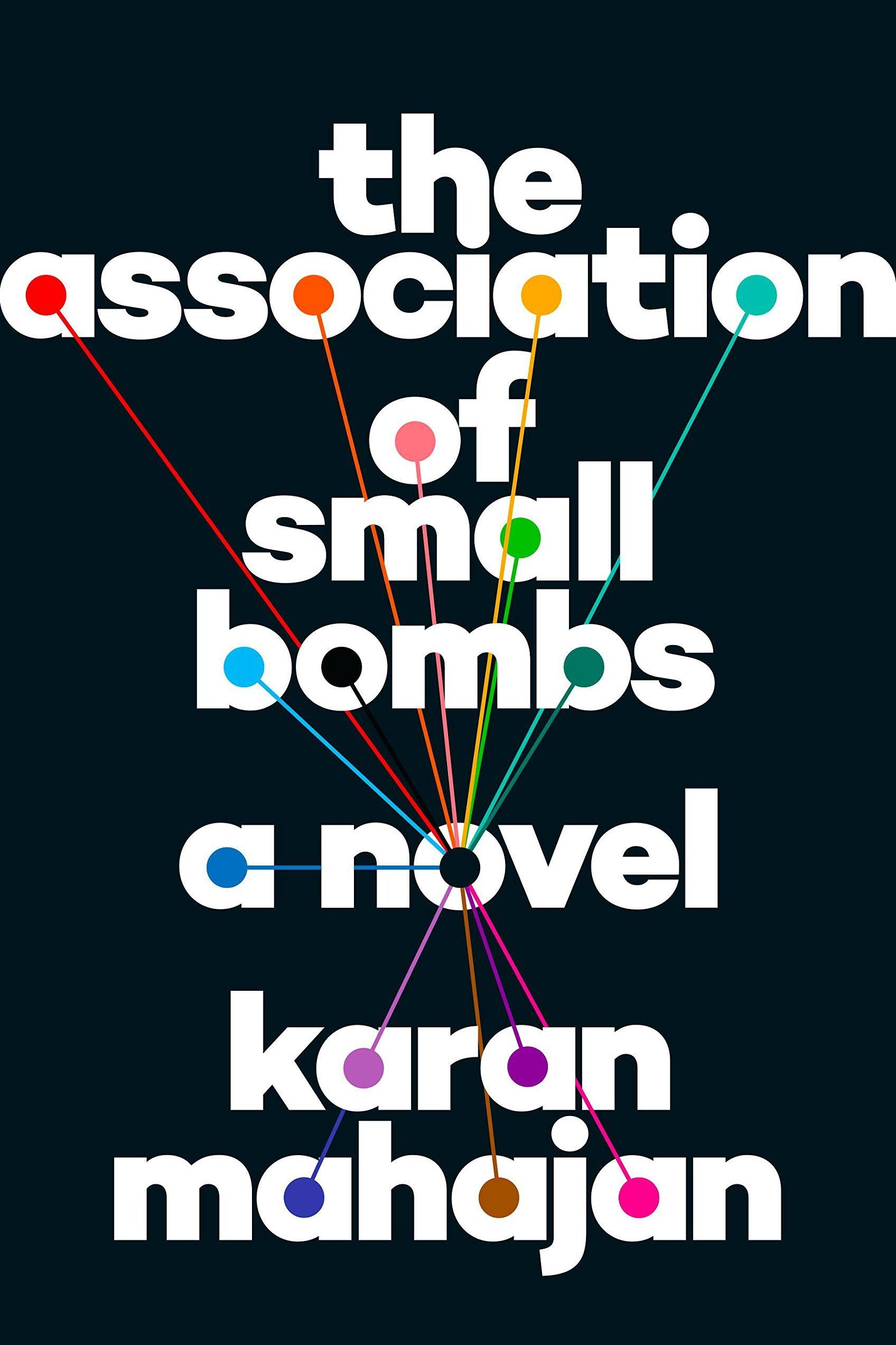 "<p>Two brothers and their friend – Mansoor Ahmed – are all together when a ""small"" bomb goes off, killing the brothers. It's a moment that follows Mansoor throughout his life, intertwining with the lives of others to create a powerful story for the ages.</p><p><strong data-redactor-tag=""strong"" data-verified=""redactor"">Why you'll love it:</strong> Mahajan's fearlessness as a writer and his&nbsp&#x3B;desire to push boundaries are absolutely addicting.</p><p><a href=""https://www.amazon.com/Association-Small-Bombs-Novel/dp/0525429638/ref=tmm_hrd_swatch_0?_encoding=UTF8&amp&#x3B;qid=1481654632&amp&#x3B;sr=1-1"" target=""_blank"" data-tracking-id=""recirc-text-link"">BUY NOW</a></p>"