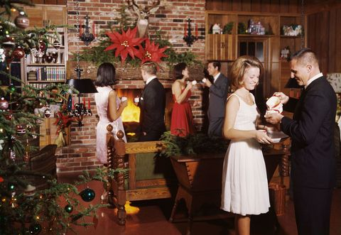 Awkward Holiday Party Moment Survival Guide Holiday