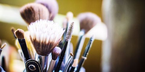 Brush, Purple, Lavender, Violet, Close-up, Paint brush, Makeup brushes, Personal care, Macro photography, Collection,