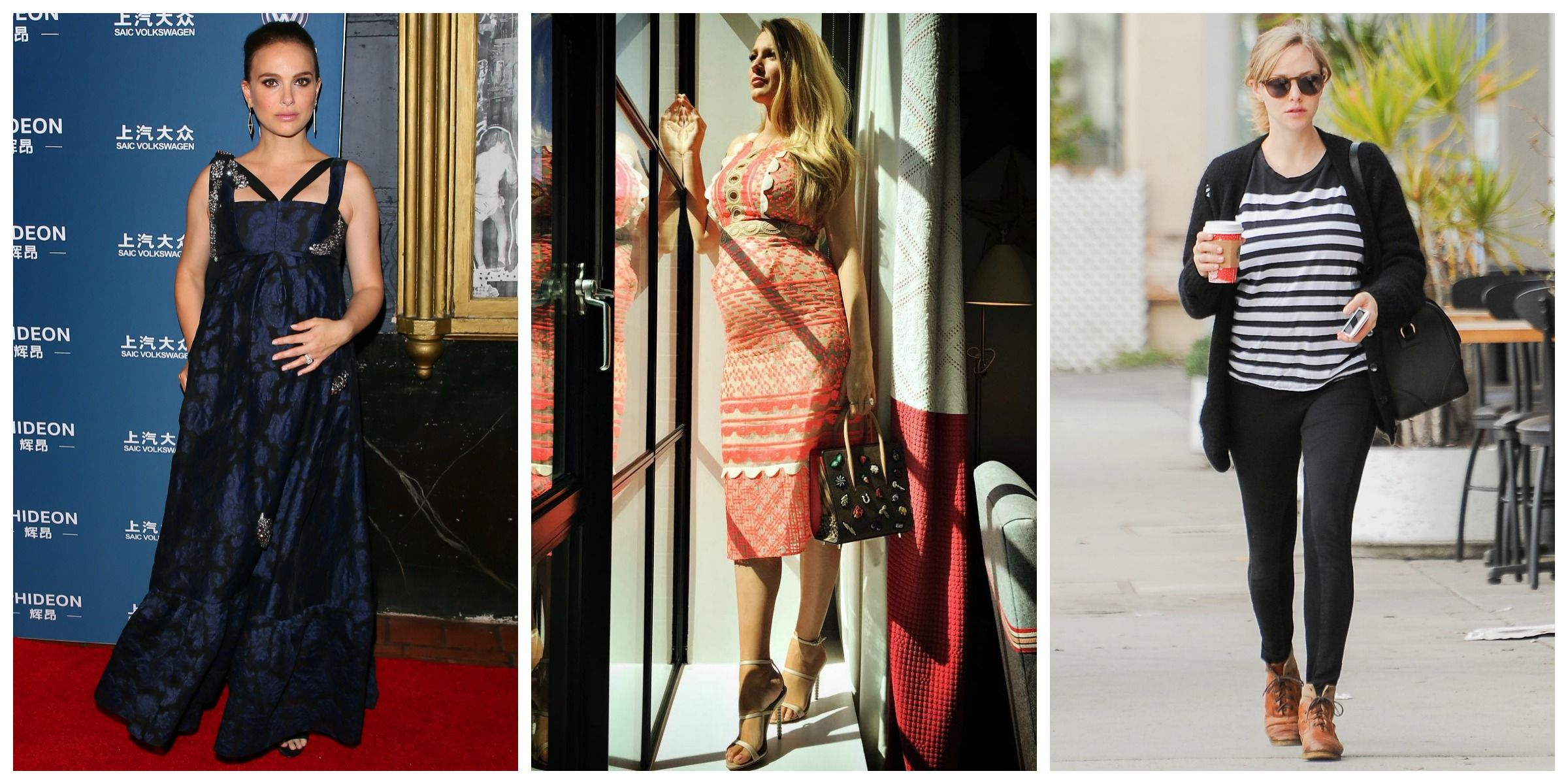 9612e9521ff6f The Best Celebrity Maternity Style