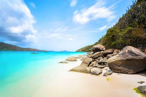 Body of water, Nature, Coastal and oceanic landforms, Coast, Natural landscape, Aqua, Turquoise, Azure, Island, Tropics,