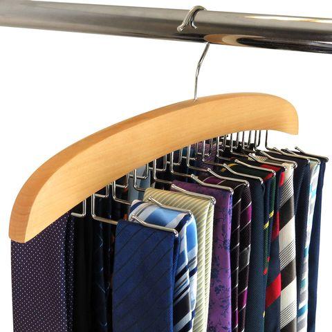 tie rack