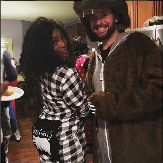 """<p>Serena Williams and Alexis Ohanian<span class=""""redactor-invisible-space"""" data-verified=""""redactor"""" data-redactor-tag=""""span"""" data-redactor-class=""""redactor-invisible-space""""></span> havebeen relativelyhush-hush about their relationship until Williams announced their engagement in a <a href=""""https://www.reddit.com/r/isaidyes/comments/5kycyr/i_said_yes/"""" data-tracking-id=""""recirc-text-link"""">Reddit post</a>, telling us that he proposed in the same place they first met (""""by accident"""") in Rome.</p>"""
