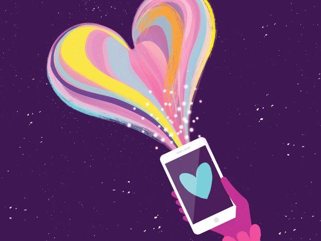 Dating app confession