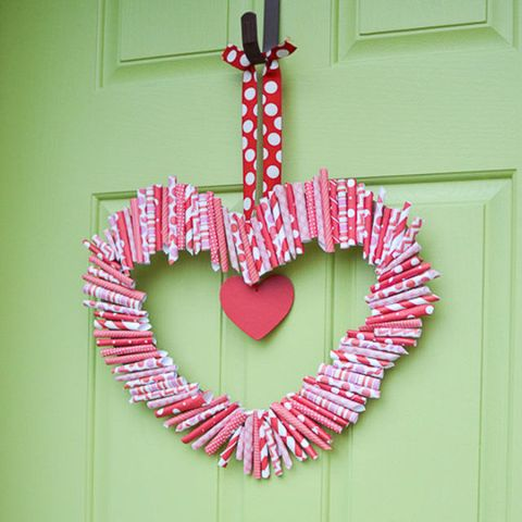 Diy Valentines Decoration Ideas