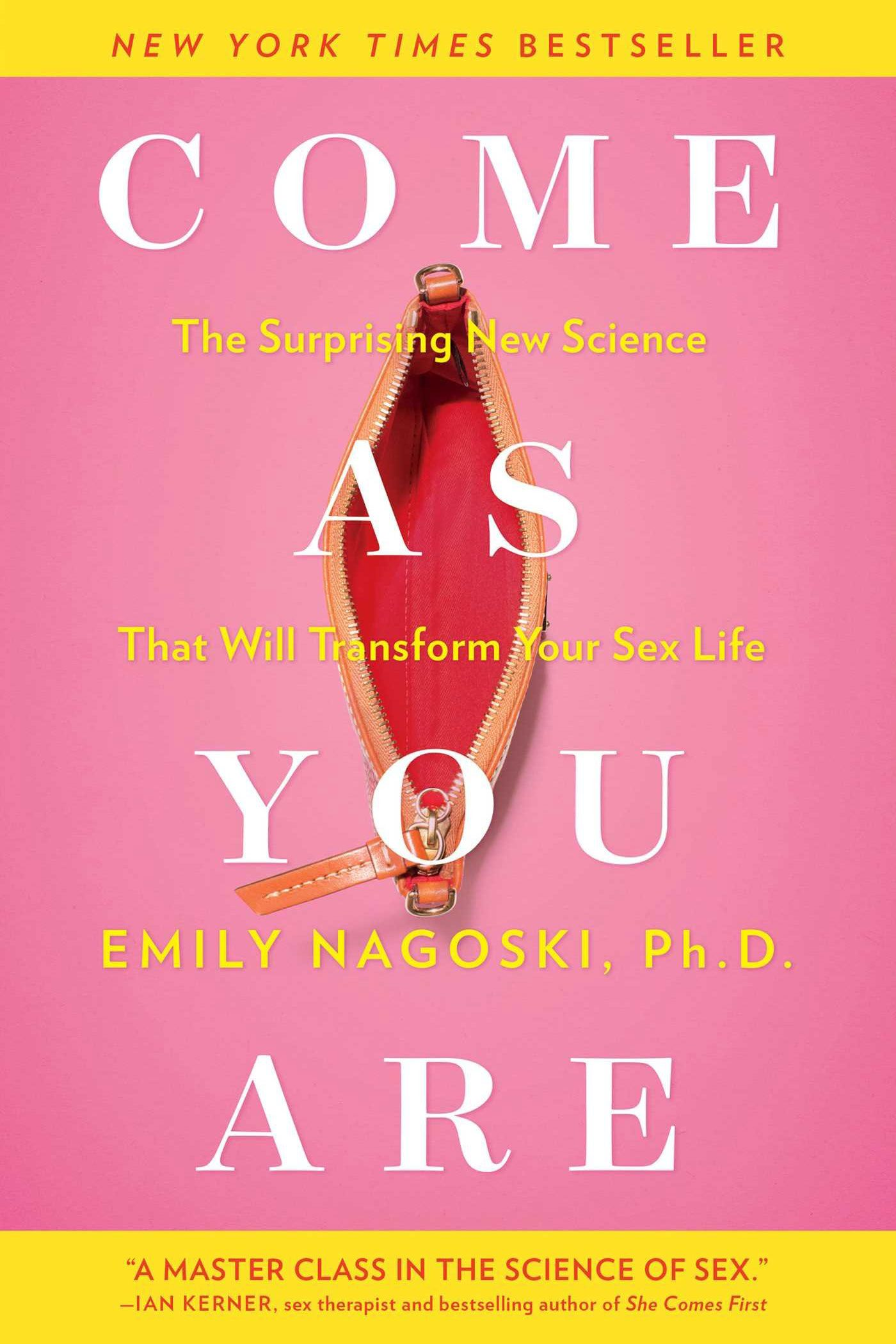 "<p>""Emily Nagoski has been an inspiration in the sex industry. She is witty&nbsp&#x3B;and to the point with her work in&nbsp&#x3B;supporting women have the best sex of their lives.&nbsp&#x3B;This book is an easy read, but has the best down-to-earth science and fun facts that you never knew you needed to know.""&nbsp&#x3B; <em data-redactor-tag=""em"" data-verified=""redactor"">—<a href=""http://www.drcarlen.com/"" data-tracking-id=""recirc-text-link"" target=""_blank"">Carlen Costa</a>, sexologist and relationship psychotherapist  </em><span class=""redactor-invisible-space"" data-verified=""redactor"" data-redactor-tag=""span"" data-redactor-class=""redactor-invisible-space""><em data-redactor-tag=""em"" data-verified=""redactor""></em></span></p><p><a href=""https://www.amazon.com/Come-You-Are-Surprising-Transform-ebook/dp/B00LD1ORBI/ref=sr_1_1?s=books&amp&#x3B;ie=UTF8&amp&#x3B;qid=1483979756&amp&#x3B;sr=1-1&amp&#x3B;keywords=Come+as+Your+Are%3A+The+Surprising+New+Science+that+Will+Transform+Your+Sex+Life+by+Emily+Nagoski"" target=""_blank"" data-tracking-id=""recirc-text-link"">BUY NOW</a></p>"