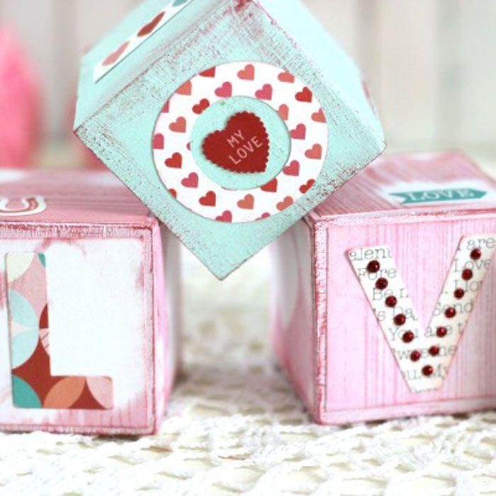 12 Designs Wedding Gift Possibilities Favour Wool Felt Heart Making Kit