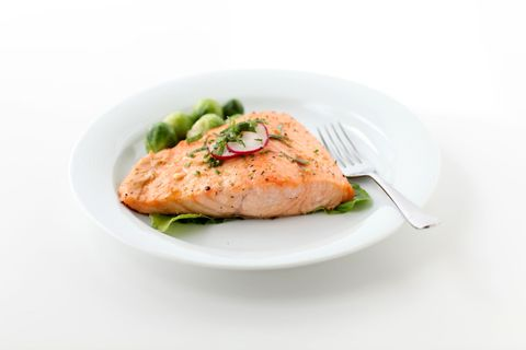 salmon, healthy food trends 2017