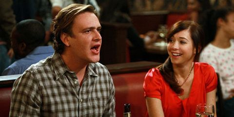 Lily and Marshall How I Met Your Mother