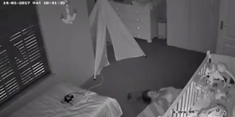 Viral Mom Nursery Video