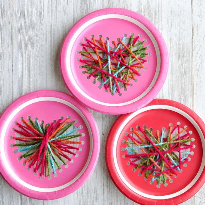 40 fun valentines day crafts for kids best valentines activities for kids - Valentines Day Arts And Crafts