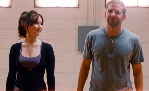 <p>J.Law and B.Cooper—a winning duo. The two starred in <em>Silver Linings Playbook</em> (which won Jennifer an Oscar, NBD), <em>American Hustle</em> (okay, so they weren't lovers, but still...), and finally <em>Serena</em>. (They'll also be appearing together in <em>Joy,</em> though again—not romantically. Whatever.)</p>