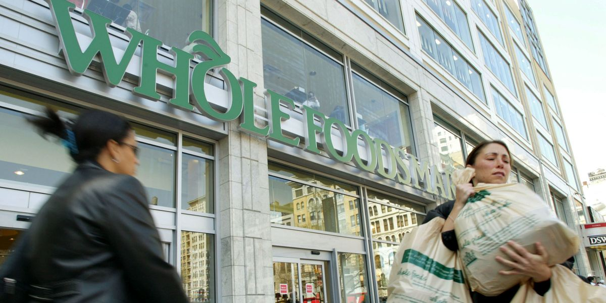 The Only Things You Should Ever Buy From Whole Foods