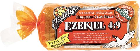 """<p>You'll love your morning toast even more when each slice comes packed with sprouted wheat, barley, millet and lentils.</p><p><em data-redactor-tag=""""em"""" data-verified=""""redactor"""">$5.59 per loaf</em></p>"""