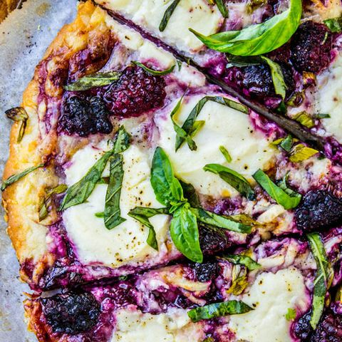Food, Purple, Cuisine, Leaf vegetable, Vegetable, Ingredient, Recipe, Pizza, Dish, Violet,