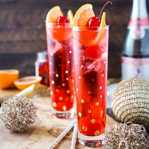 Drink, Food, Non-alcoholic beverage, Punch, Ingredient, Alcoholic beverage, Cocktail garnish, Fizz, Fruit syrup, Orange,