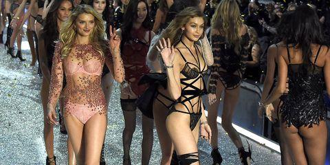 Victoria's Secret Models Fashion Show 2016