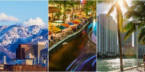 Most Romantic Cities Lead