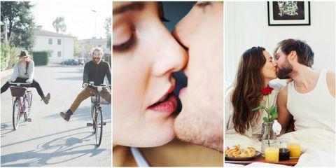 Lip, Cheek, Bicycle tire, Bicycle frame, Bicycle wheel, Forehead, Bicycle wheel rim, Photograph, Bicycle handlebar, Drink,