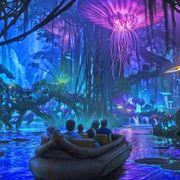 Blue, Purple, Magenta, Art, Violet, Majorelle blue, Inflatable, Lavender, Cg artwork, Painting,