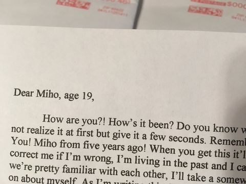 Mom receives letters from daughter who died miho nakamuras mother image thecheapjerseys Gallery