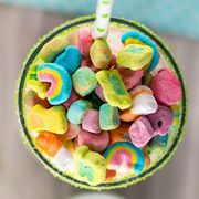 Food, Ingredient, Sweetness, Drink, Colorfulness, Cuisine, Dessert, Confectionery, Health shake, Smoothie,