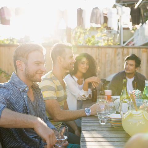 Drinkware, Serveware, Dishware, Table, Drink, Tableware, Barware, Friendship, Alcohol, Alcoholic beverage,