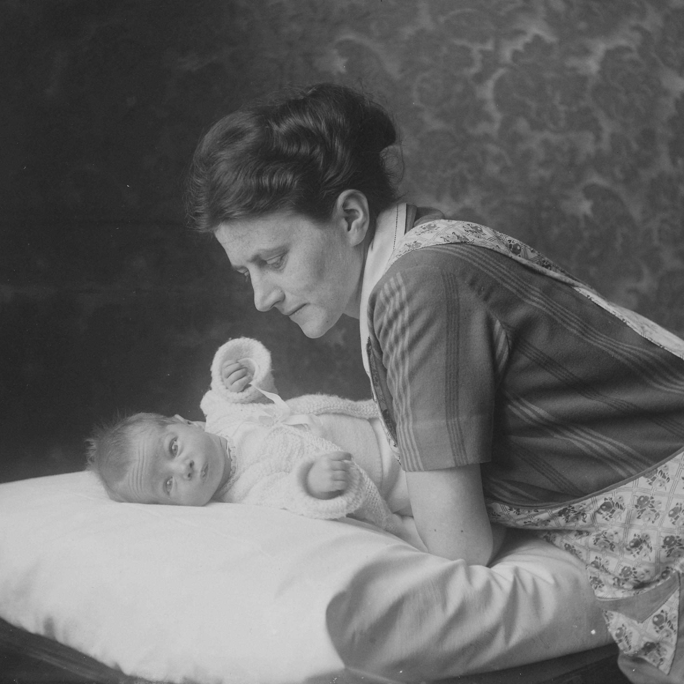 "<p>Behaviorist John Watson took the warning that holding babies too much would spoil them to the next level by advising mothers to be ""sensible"" in <a href=""http://www.redbookmag.com/life/mom-kids/advice/g3649/things-you-should-never-say-to-children/"" target=""_blank"" data-tracking-id=""recirc-text-link"">how they interact with their babies</a>. ""Never hug and kiss them or let them sit on your lap. Shake hands with them in the morning. Give them a pat on the head if they have made an extraordinary good job of a difficult task,"" he wrote in <a href=""https://books.google.com/books?id=P6IH1ff88nEC&pg=PA180&lpg=PA180&dq=rendered+lard%22+infant+bath&source=bl&ots=cjJ-zTQE_s&sig=TNg84e0TQGdbDEt_eWvt8wCHvLk&hl=en&sa=X&ei=m52JUN6uAcaB0QG6hoHYBw#v=onepage&q=little%20tyrant&f=false"" target=""_blank""><i data-tracking-id=""recirc-text-link"" data-redactor-tag=""i"">Psychological Care of the Infant and Child</i></a>. ""If you must, kiss them once on the forehead when they say goodnight."" If you<i data-redactor-tag=""i""> MUST</i>? Anyone who would instruct loving mothers to count and ration their kisses probably hasn't known many mothers. </p>"