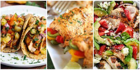 Chicken Recipes Lead