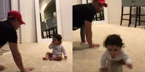 Viral dad teaches daughter to avoid boys