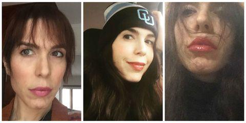 Lisa Fogarty beauty experiment
