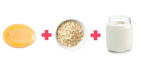 Ingredient, Symbol, Drink, Milk, Plant milk, Chemical compound, Raw milk, Dairy, Soy milk, Breakfast,