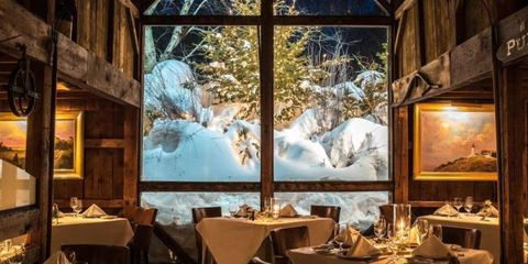 romantic restaurant index