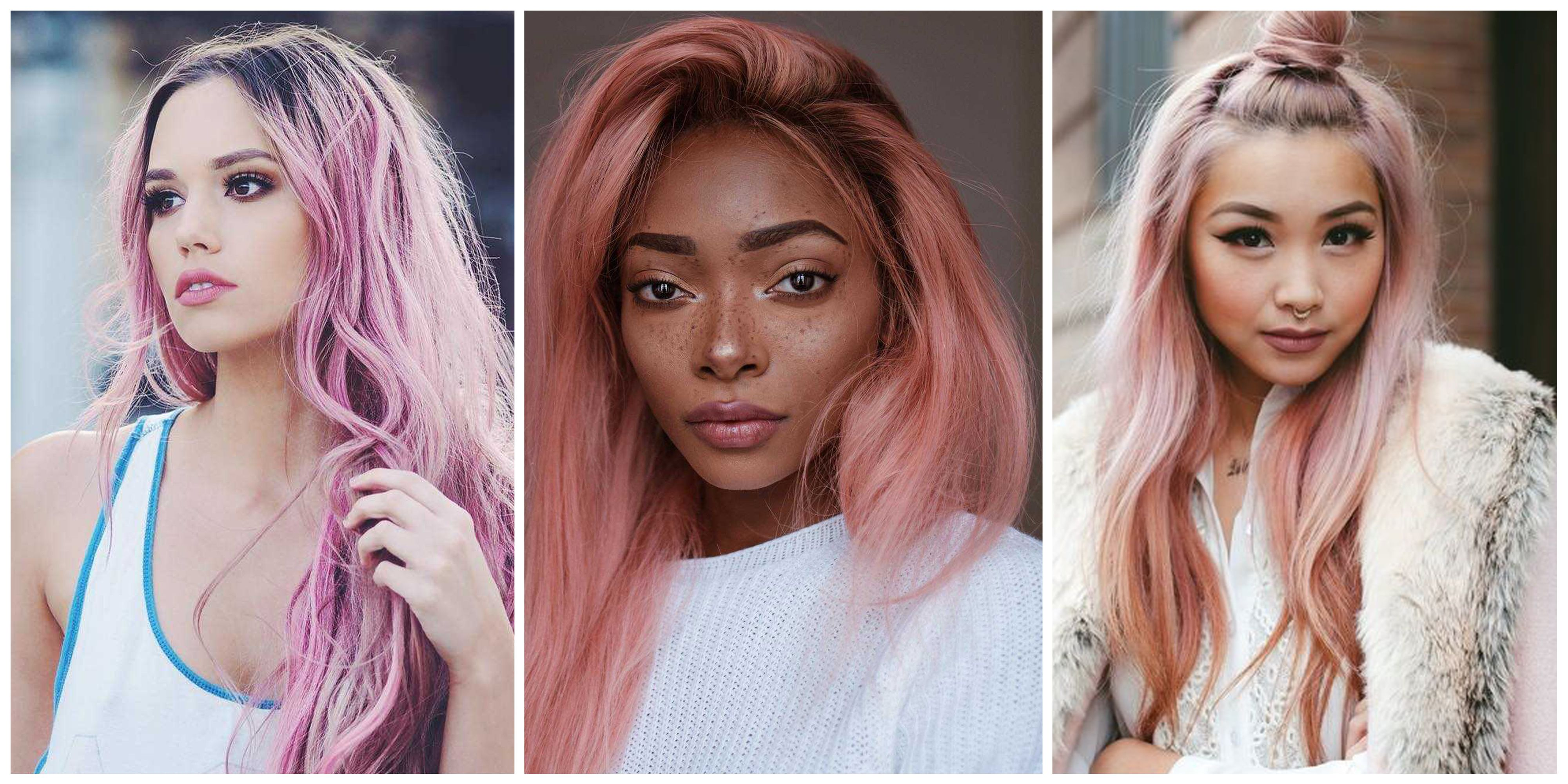9 Ways Grown Ups Can Pull Off The Fun Pink Hair Trend Pink Hair For Grown Ups