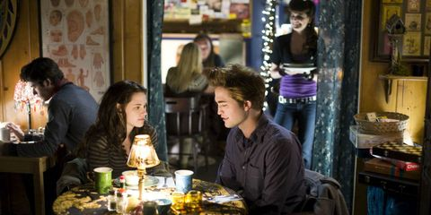 Twilight Bad First Date