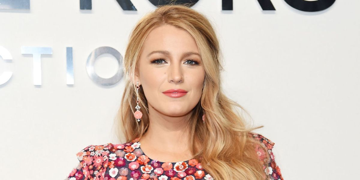 Blake Lively Reveals the One Piece of Advice That Helped Her Become a Success