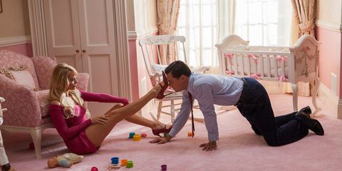 Wolf of Wall Street Nanny Cam