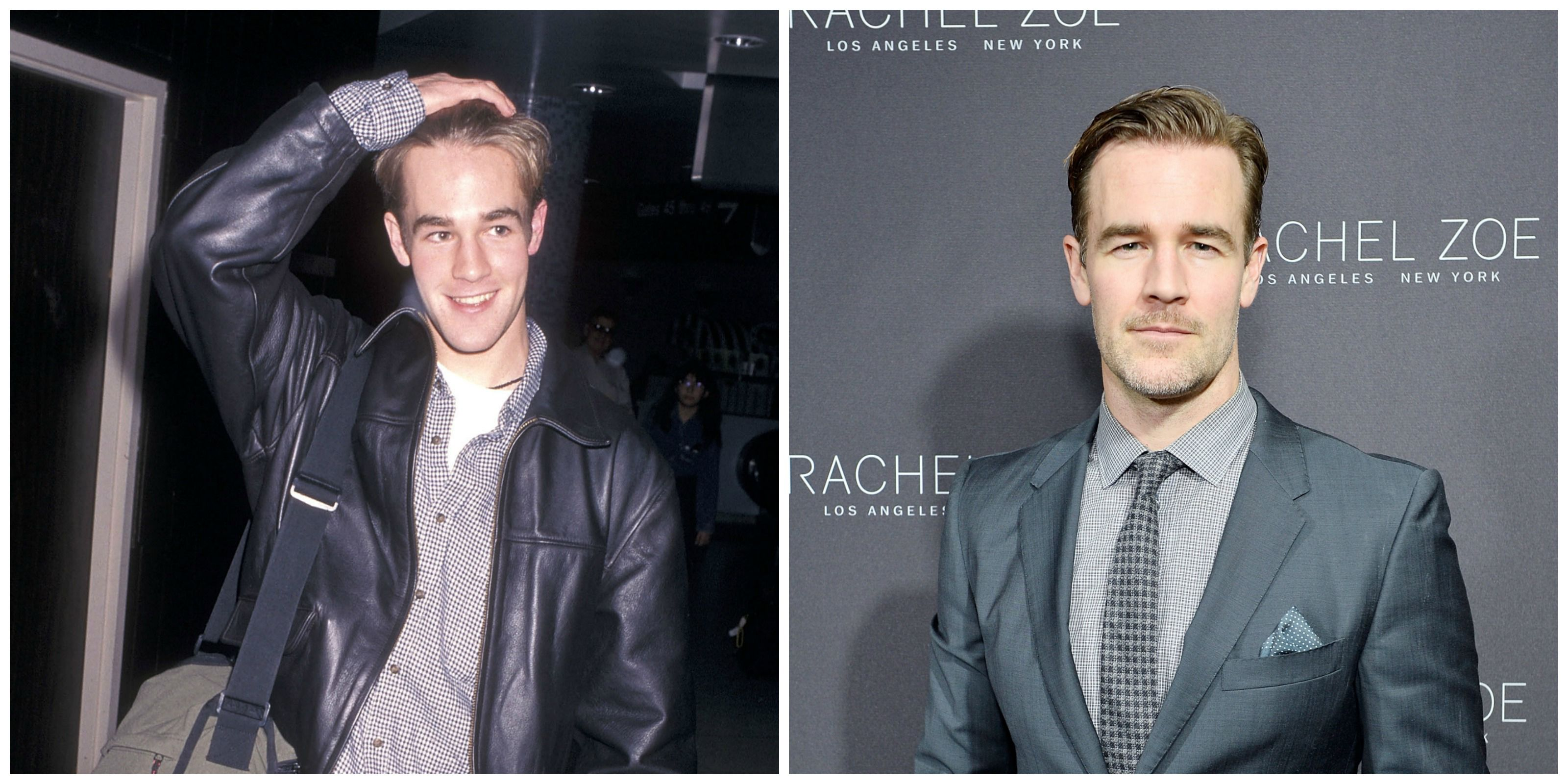 "<p>Van Der Beek was one of the defining hot TV guys of the '90s thanks to&nbsp&#x3B;his titular role on&nbsp&#x3B;<em data-verified=""redactor"" data-redactor-tag=""em"">Dawson's Creek</em><span class=""redactor-invisible-space"" data-verified=""redactor"" data-redactor-tag=""span"" data-redactor-class=""redactor-invisible-space"">. Since then, <a href=""http://www.redbookmag.com/life/a43300/james-van-der-beek-fourth-child/"" target=""_blank"" data-tracking-id=""recirc-text-link"">he's had four children</a> with wife&nbsp&#x3B;Kimberly Brook.</span></p>"