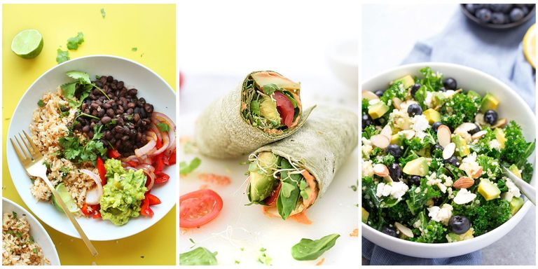 10 healthy lunch ideas that will make your entire office jealous best healthy lunch ideas forumfinder Choice Image