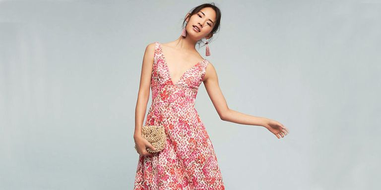 What to Wear to Summer Weddings - Dresses for Your Body Type