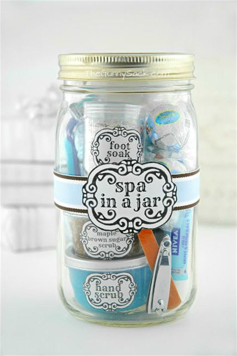 33 Cute Mother S Day Gifts In Mason Jars Best Mother S Day Gift Ideas