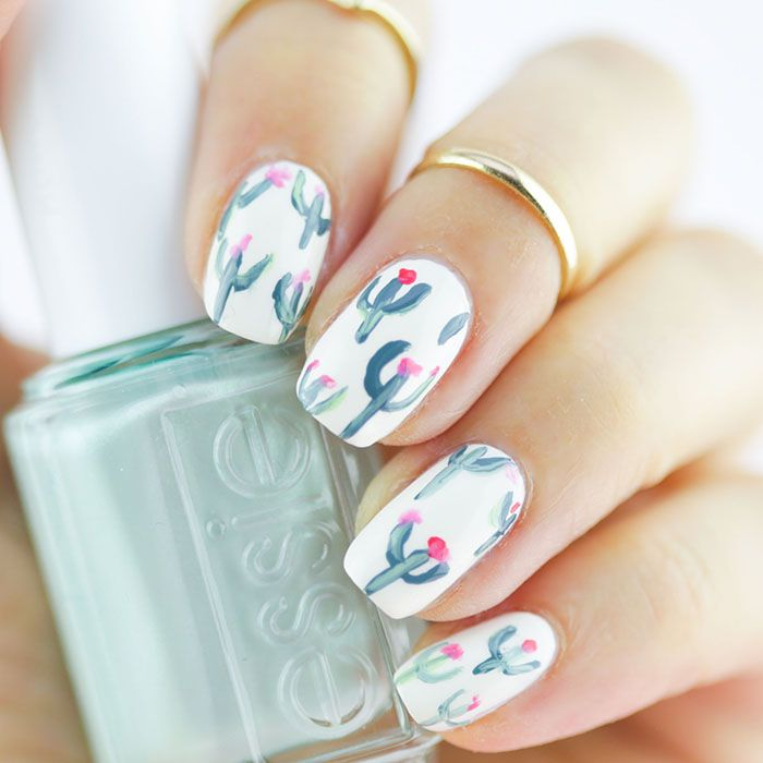summer nail art - Selo.l-ink.co