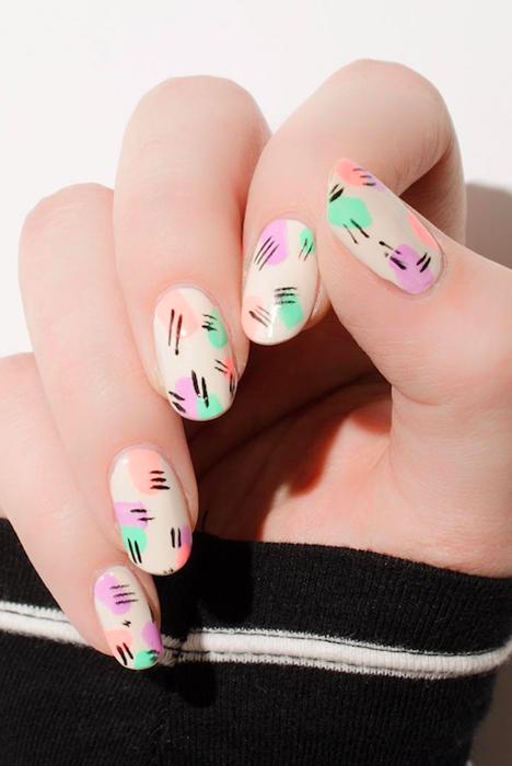20 Cute Summer Nail Design Ideas Best Summer Nails Of 2017